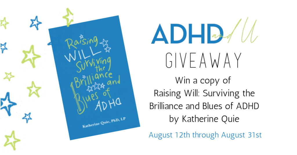 Back To School ADHD giveaway